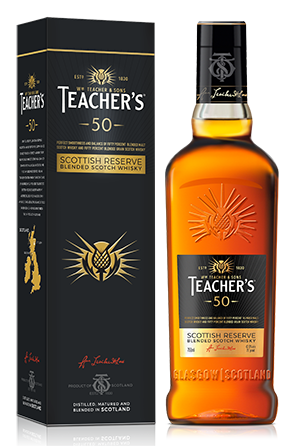 Our Whiskies - Blended Scotch Whisky – Teacher's Whisky