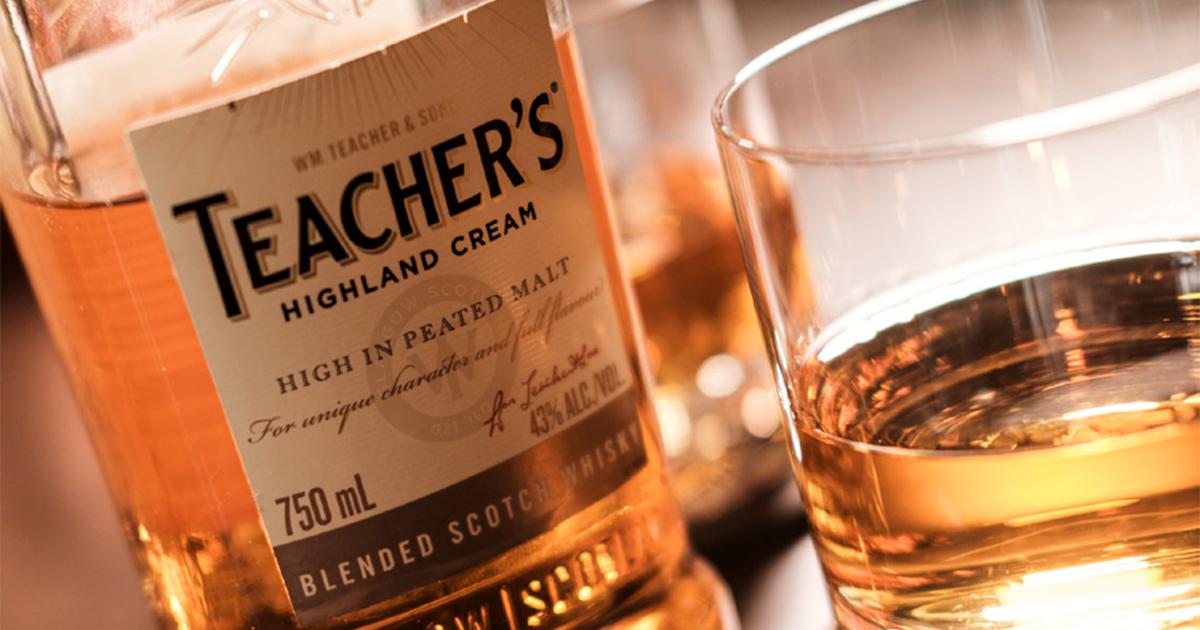 Home - Blended Scotch Whisky – Teacher's Whisky